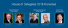 Announcing AAPG's House of Delegates' New Honorees