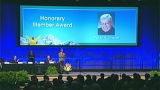AAPG Honorary Member Awards at ACE2009