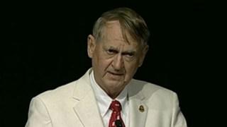Patrick J.F. Gratton receives the 2010 Michel T. Halbouty Award