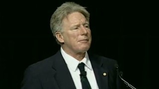 John Lorenz, AAPG ACE2010 Presidential Address