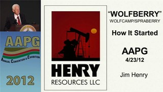 Jim Henry - The Wolfberry: How it Started