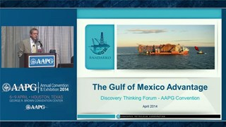 Ernie Leyendecker - Discovery Thinking: The Gulf of Mexico Advantage