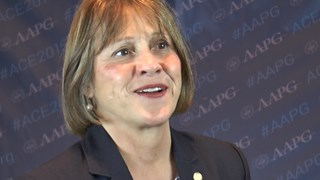 Randi Martinsen on AAPG ACE 2015 in Denver