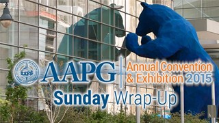 AAPG ACE2015 Sunday Wrap-Up