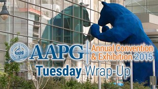 AAPG ACE2015 Tuesday Wrap-Up