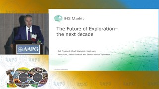 Bob Fryklund - The Future of Exploration - the Next Decade