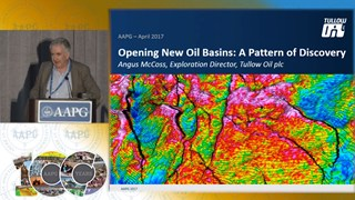 Angus McCoss - Opening New Oil Basins: A Pattern of Discoveries