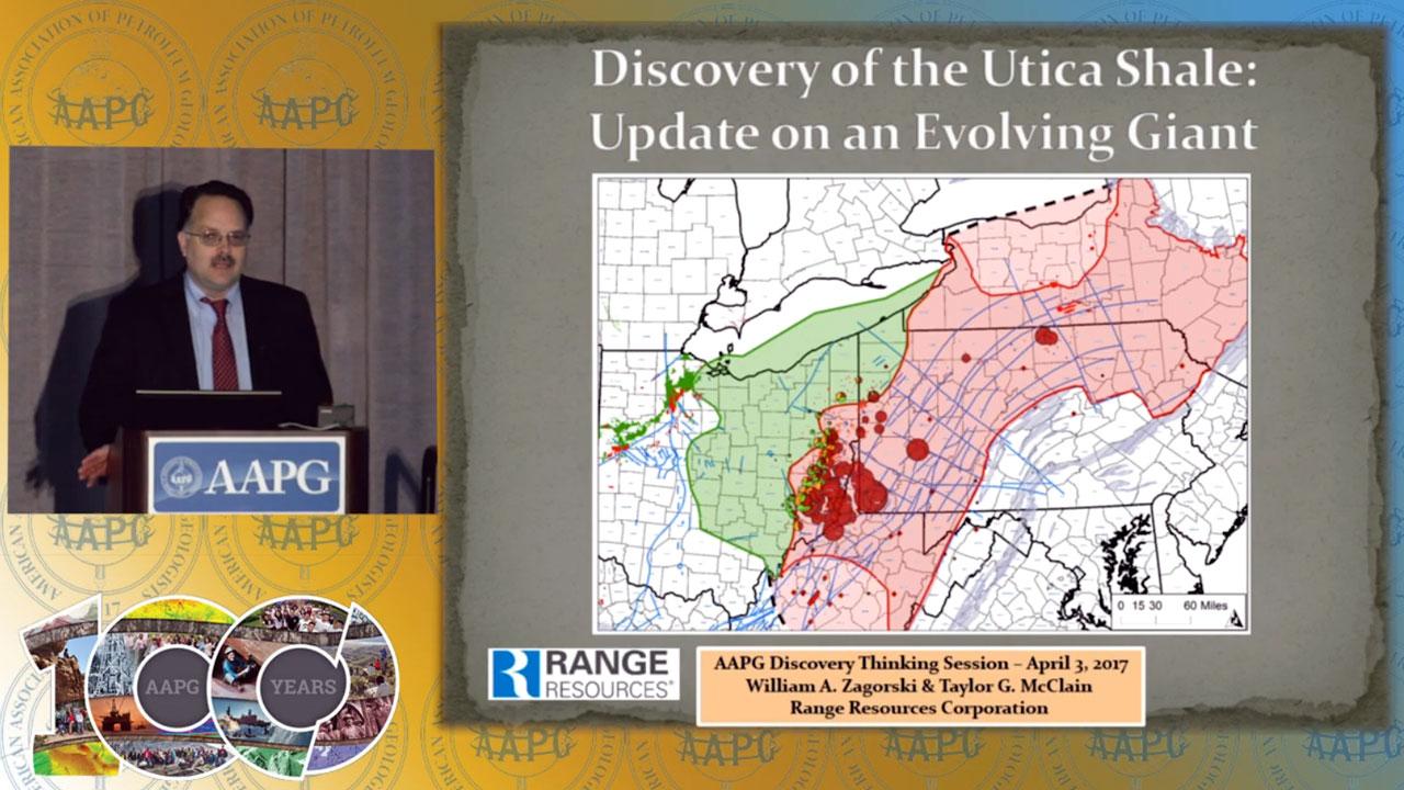 Bill Zagorski - Utica Shale Update, SW Pennsylvania