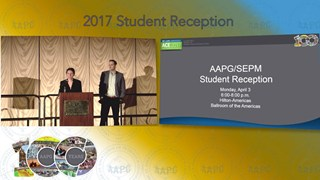 ACE 2017 AAPG/SEPM Student Reception