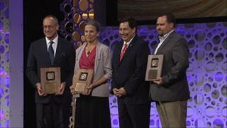 AAPG Jules Braunstein Memorial Awards at ACE2018