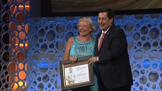Susan Morrice Receives the 2018 Outstanding Explorer Award