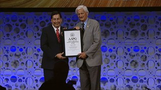 AAPG John W. Shelton Search & Discovery Awards at ACE2018