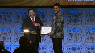 AAPG Young Professionals Exemplary Service Awards at ACE2018