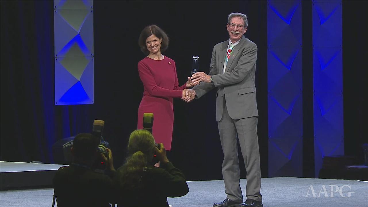 AAPG International Ambassador Service Awards at ACE2019