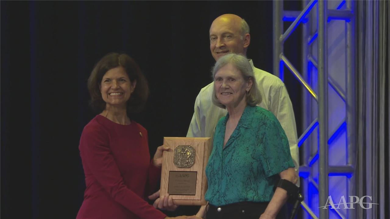 AAPG Pioneer Awards at ACE2019