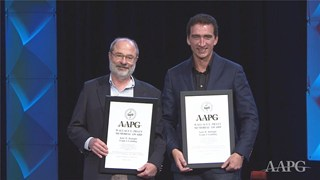 AAPG Wallace E. Pratt Memorial Awards at ACE2019