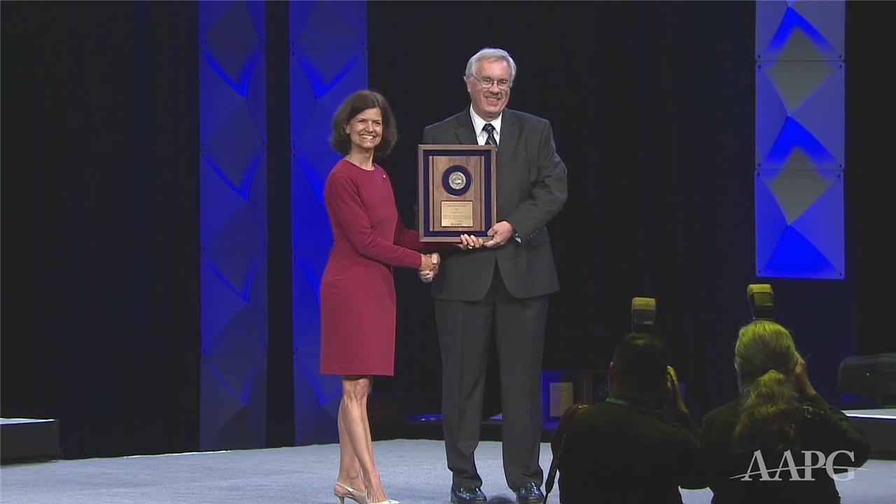 AAPG Public Service Awards at ACE2019