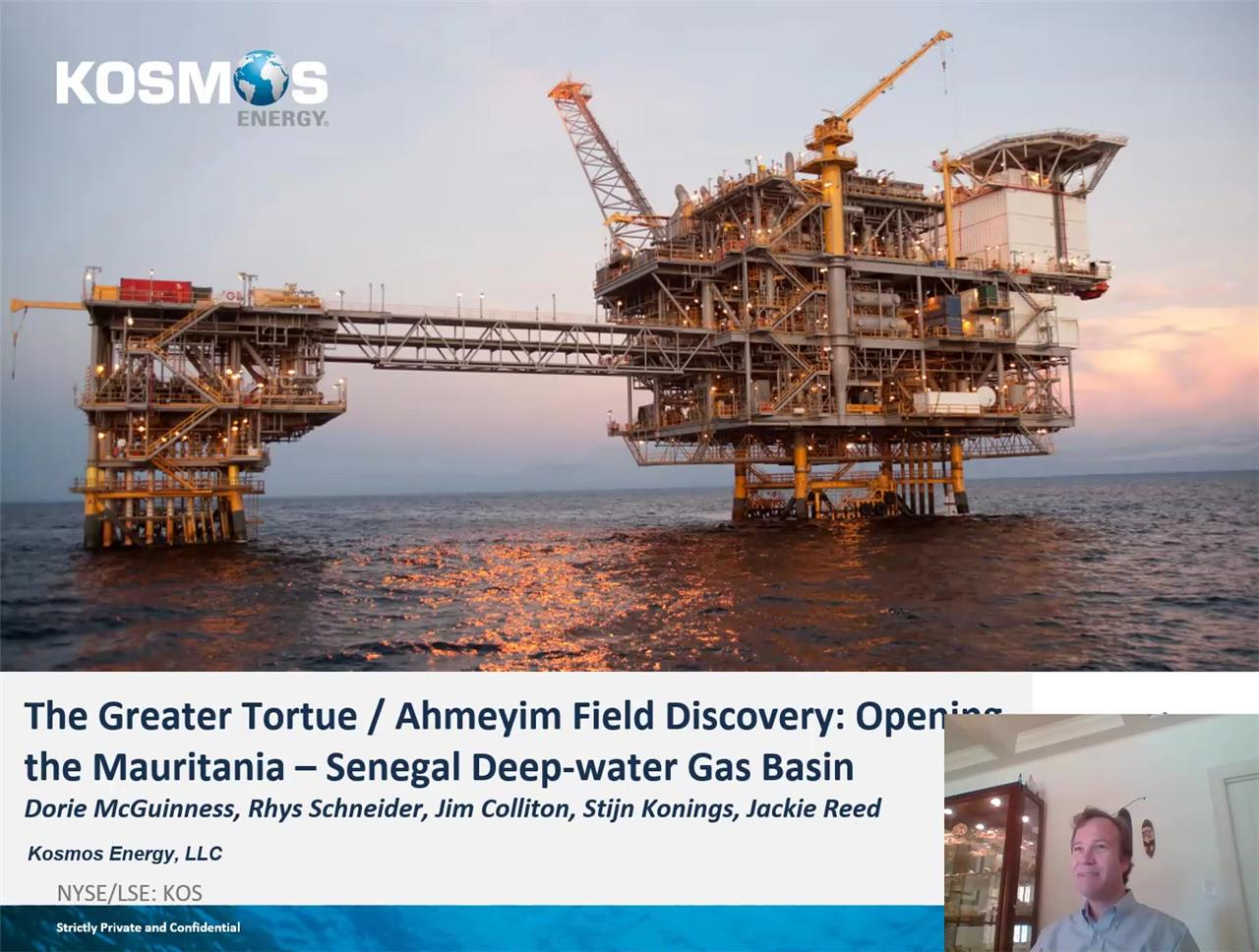 Stijn Konings - The Giant Greater Tortue / Ahmeyim Discovery: Opening the Mauritania / Senegal Deep-water Gas Basin Tortue