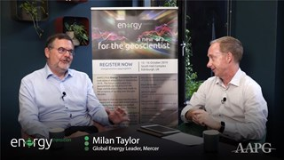Milan Taylor - The Future of Work in Oil & Gas