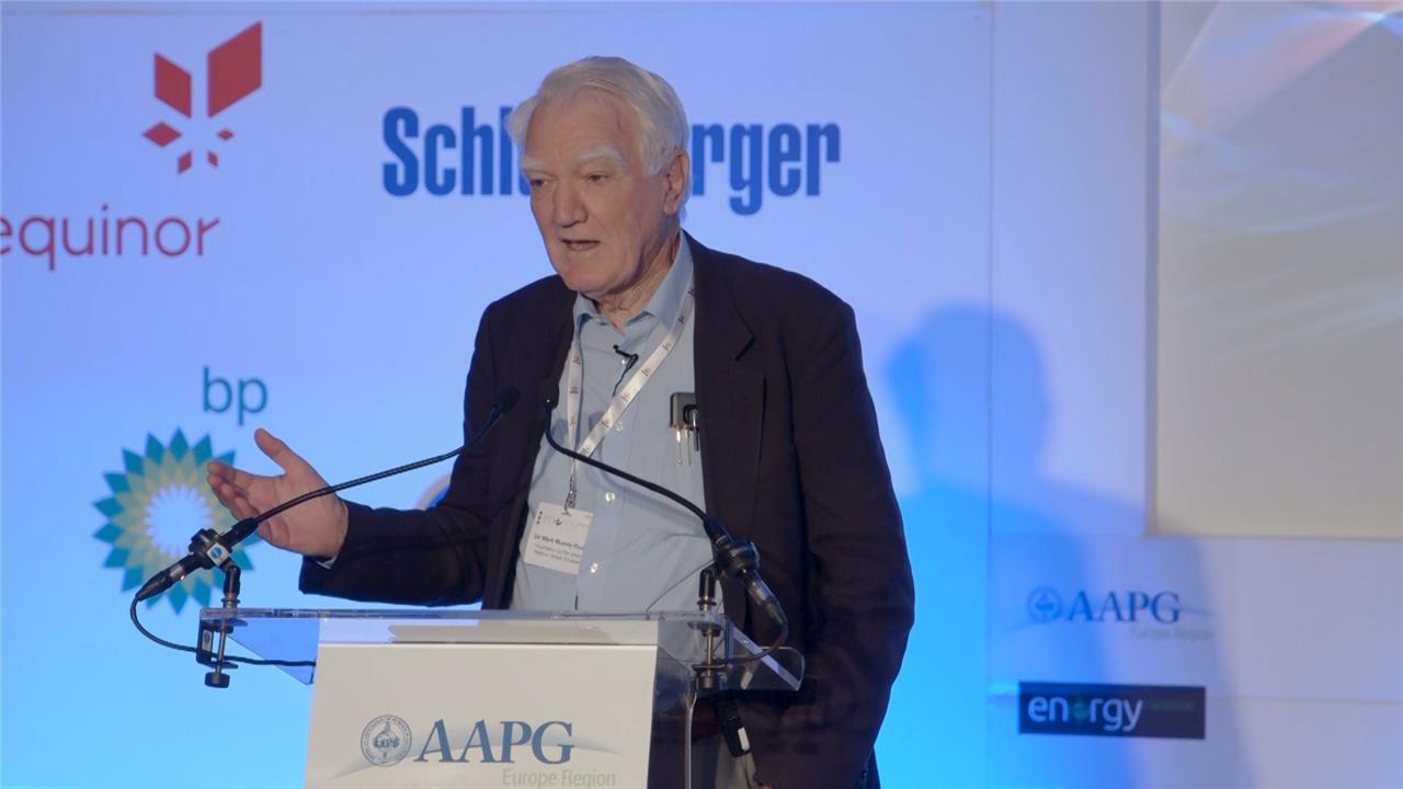 Sir Mark Moody-Stuart - Geoscientists in the Transition