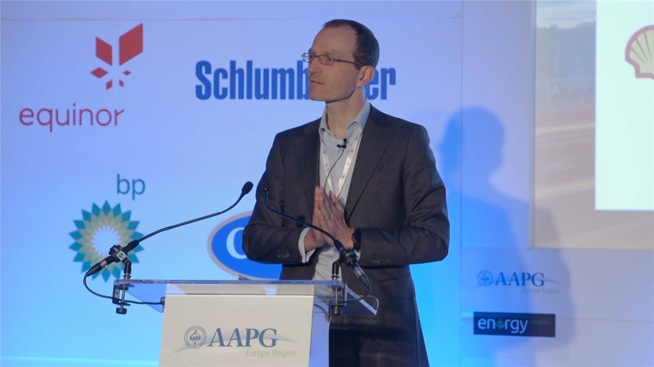 Max Brouwers - Shell Scenarios and How They Play into Shell's Energy Transition Strategy