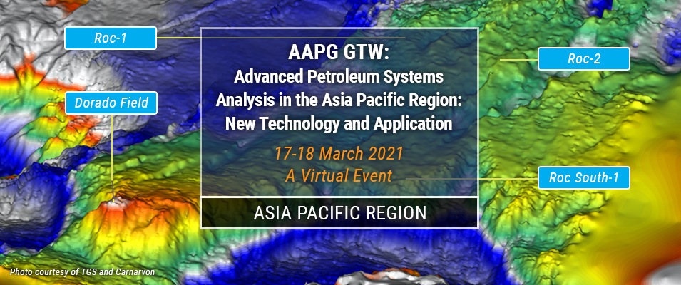 Advanced Petroleum Systems AAPG GTW Day 1 Session 1
