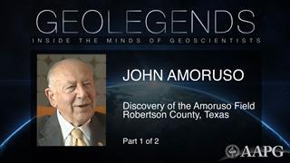 GeoLegends: John Amoruso (Part1)