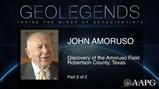 GeoLegends: John Amoruso (Part2)