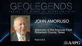 GeoLegends: John Amoruso (Part 2)