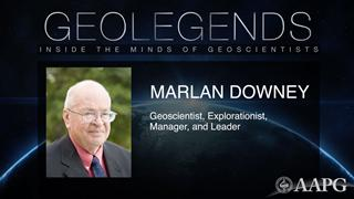 GeoLegends: Marlan Downey