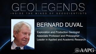 GeoLegends: Bernard Duval