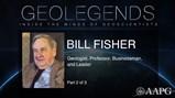 GeoLegends: Bill Fisher (Part2)
