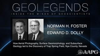 GeoLegends: Norman H. Foster (presented by Ed Dolly)