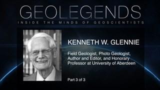 GeoLegends: Kenneth W. Glennie (Part3)