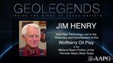 GeoLegends: Jim Henry
