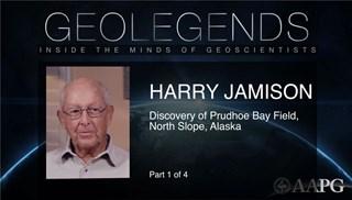 GeoLegends: Harry Jamison (Part1)