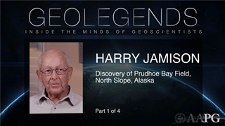 GeoLegends: Harry Jamison (Part 1)