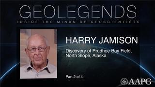 GeoLegends: Harry Jamison (Part2)