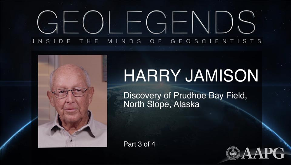 GeoLegends: Harry Jamison (Part 3)