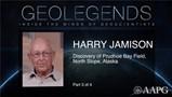 GeoLegends: Harry Jamison (Part3)