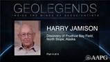 GeoLegends: Harry Jamison (Part4)