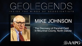 GeoLegends: Mike Johnson
