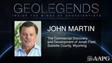 GeoLegends: John Martin
