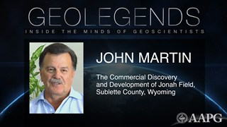 GeoLegends: John Martin