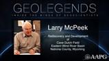 GeoLegends: Larry McPeek