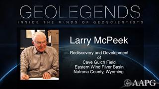 GeoLegends: Larry McPeek