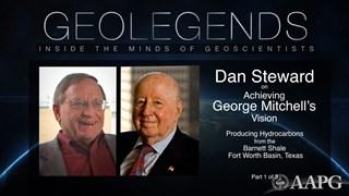 GeoLegends: Dan Steward (Part1)