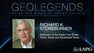 GeoLegends: Richard K. Stoneburner