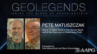 GeoLegends: Pete Matuszczak