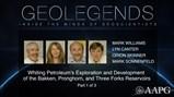 GeoLegends: Mark Williams, Lyn Canter, Orion Skinner, and Mark Sonnenfeld (Part1)